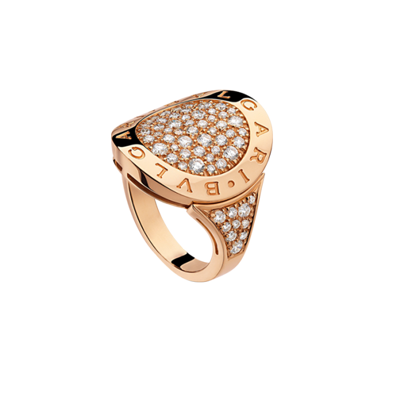 Anello Donna Bulgari-Bulgari diamante