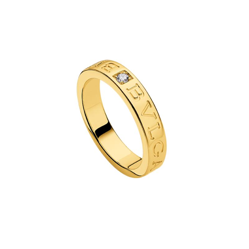 gioielliDonnaAnello Donna Bulgari-Bulgari oro giallo