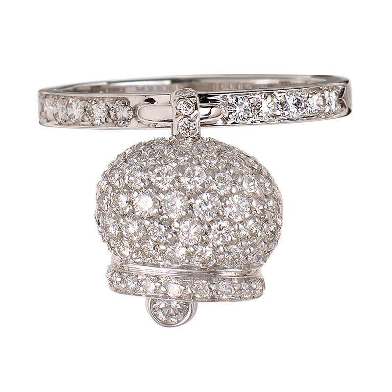 gioielliDonnaAnello Donna Chantecler Campanelle diamante