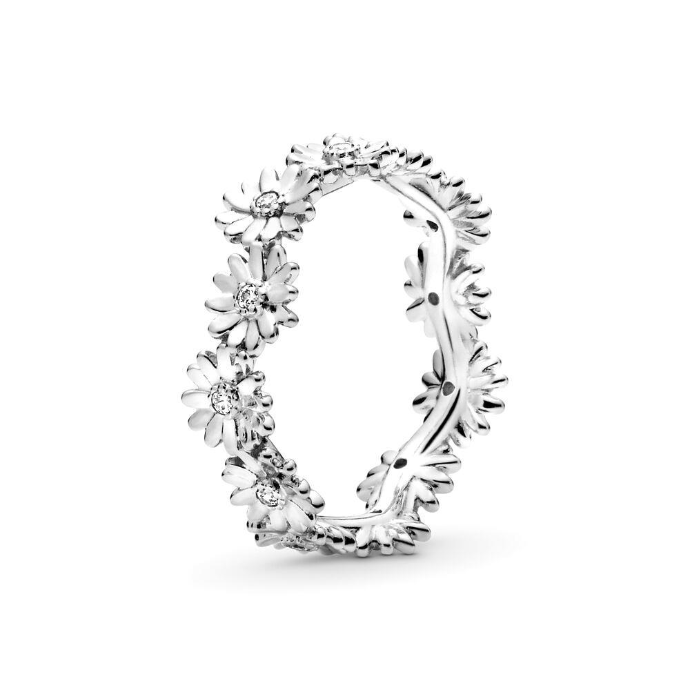 foto anello pandora corona