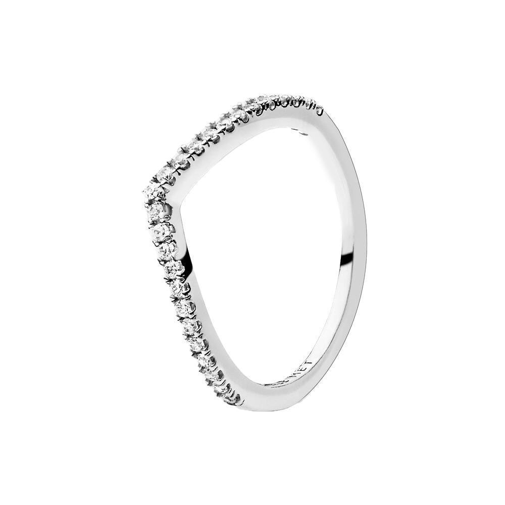 Anello Pandora A V Scintillante