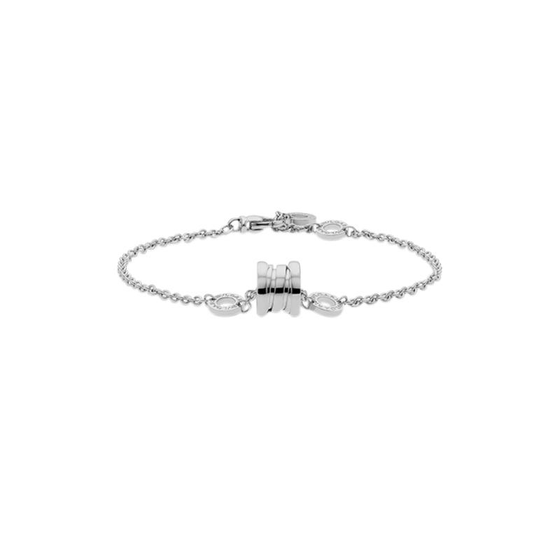 gioielliDonnaBracciale Donna Bulgari B.zero1 oro bianco