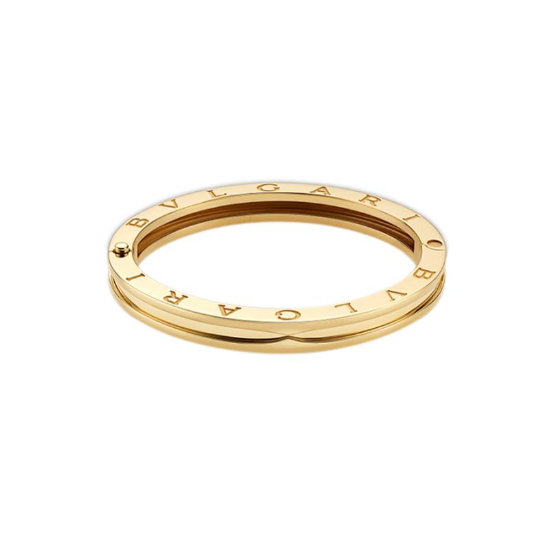 gioielliDonnaBracciale Donna Bulgari B.zero1 oro giallo rigido