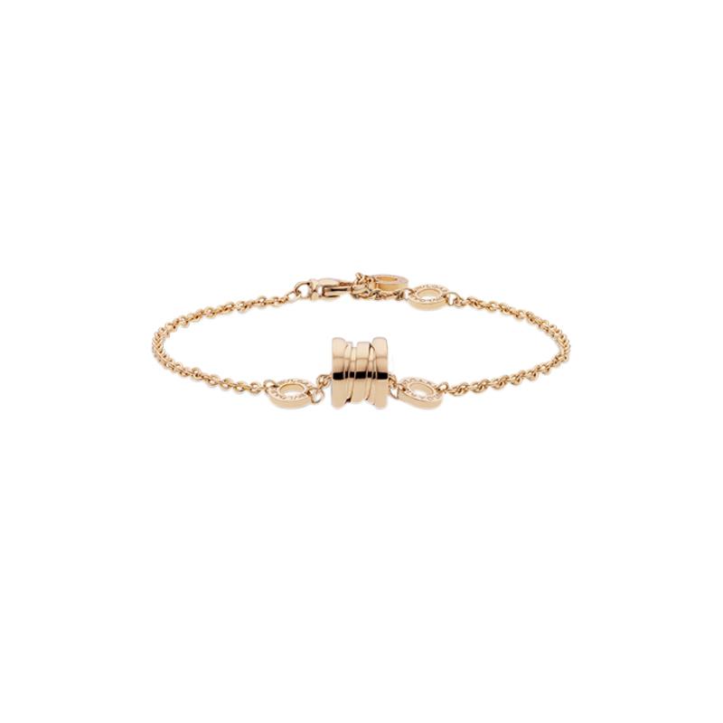 Bracciale Donna Bulgari B.zero1 oro rosa