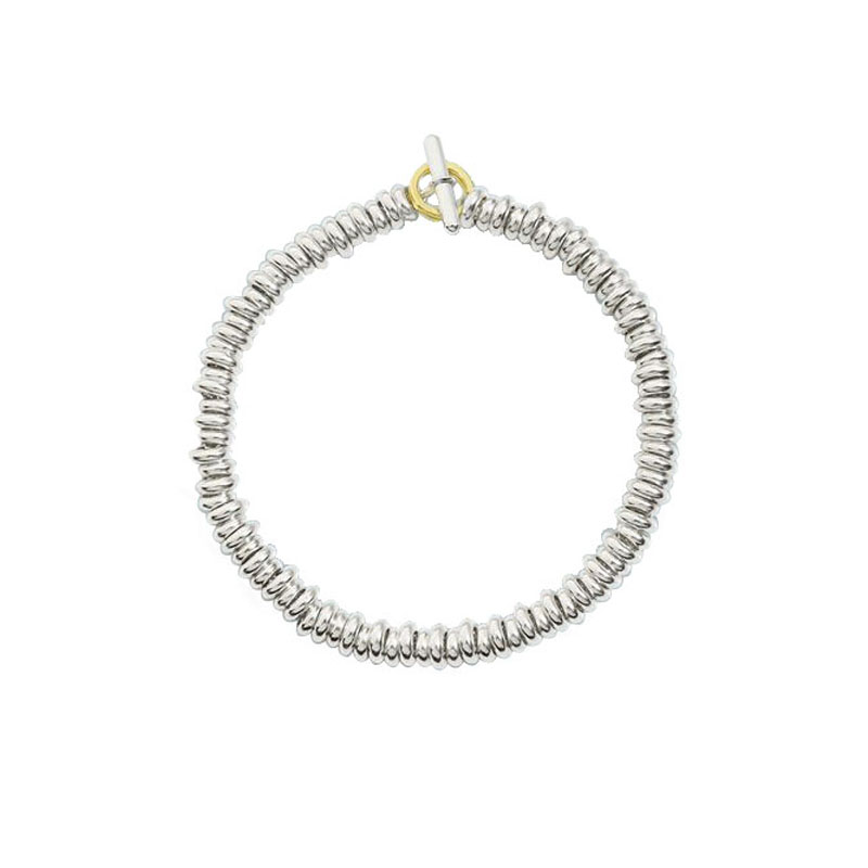 gioielliDonnaBracciale Donna Dodo Kit rondelle argento