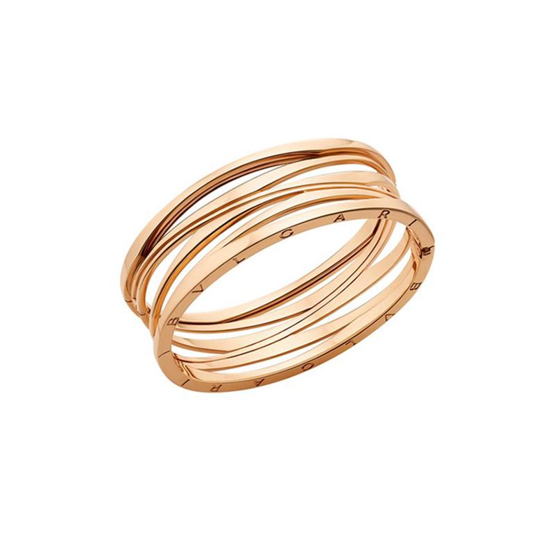 gioielliDonnaBracciale Donna Bulgari B.zero1 Design Legend oro rosa