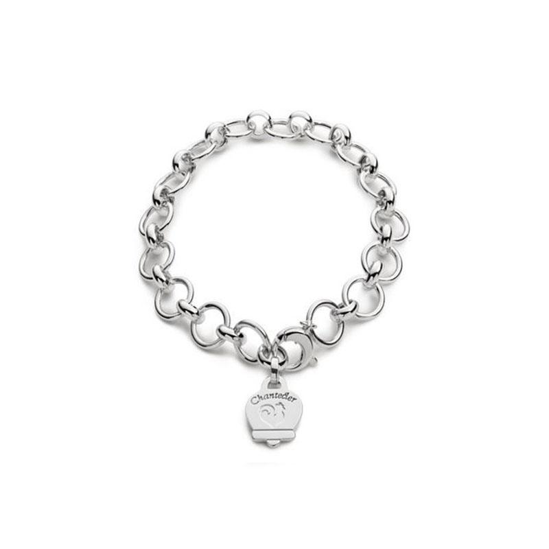 gioielliDonnaBracciale Donna Chantecler Et Voilà multicharms argento