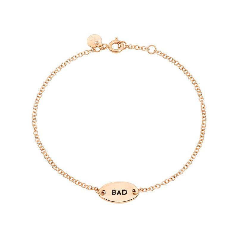 Bracciale Donna Dodo Tags Good/Bad