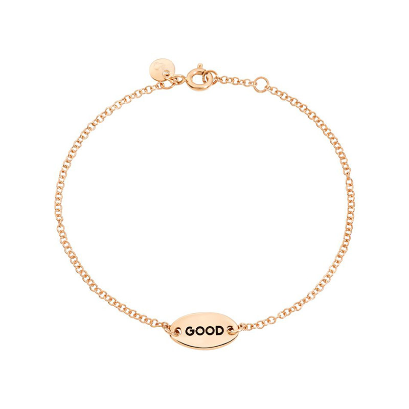 Bracciale Donna Dodo Tags Good/Bad