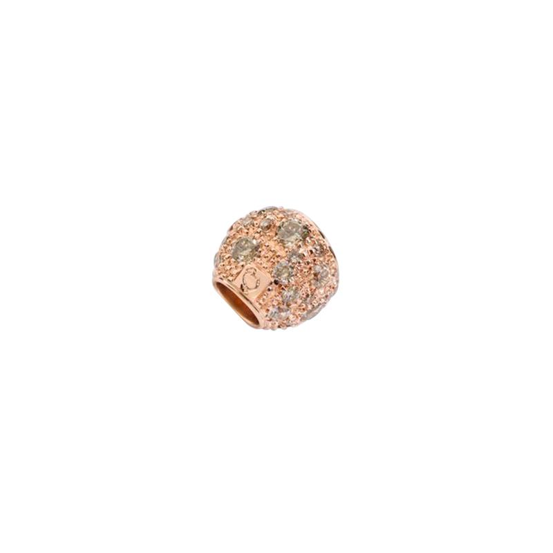gioielliDonnaCharm Donna Dodo Pepita oro rosa