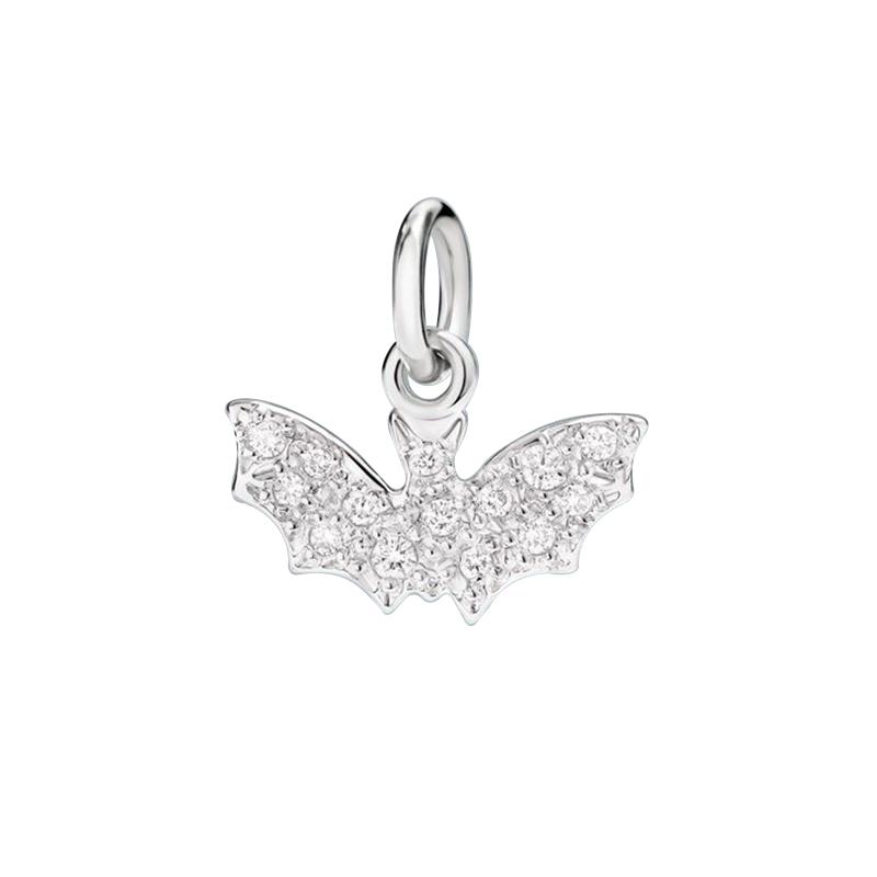 gioielliDonnaCharm Donna Dodo Pipistrello diamante
