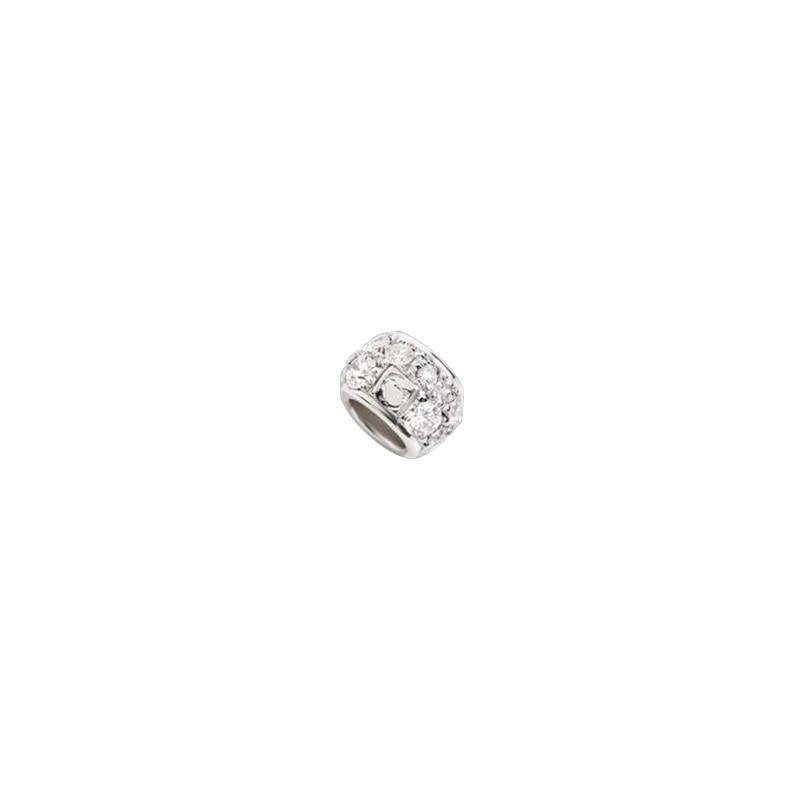 gioielliDonnaCharm Donna Dodo Rondella diamante