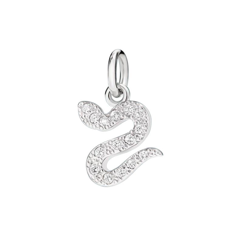 charm pandora serpente