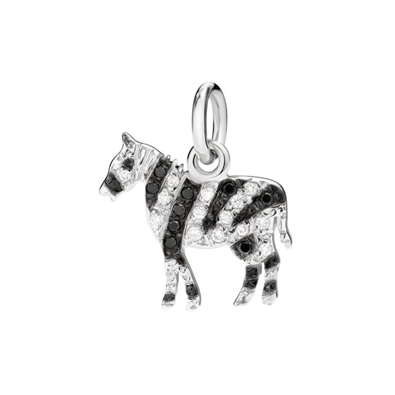 gioielliDonnaCharm Donna Dodo Zebra