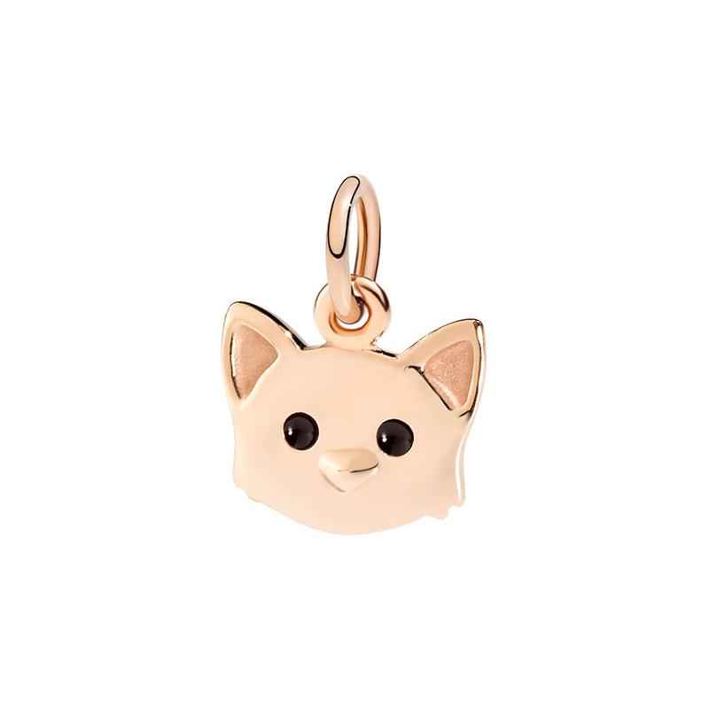 gioielliDonnaCharm Donna Dodo My True Love gatto