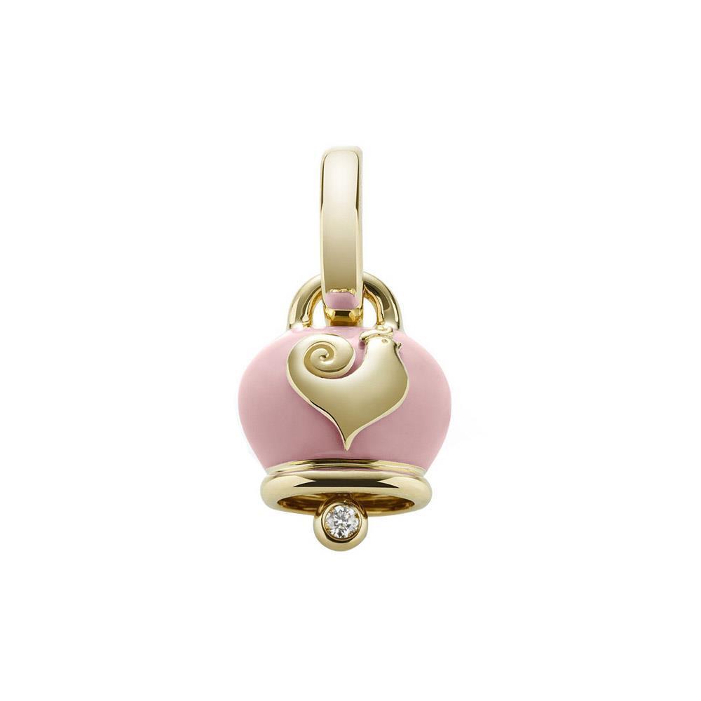 gioielliDonnaCiondolo Donna Chantecler Campanelle micro rosa
