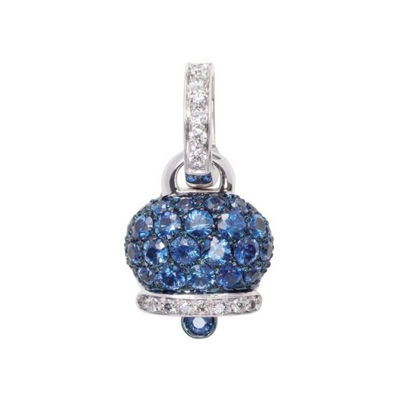 gioielliDonnaCiondolo Donna Chantecler Campanelle piccolo blu