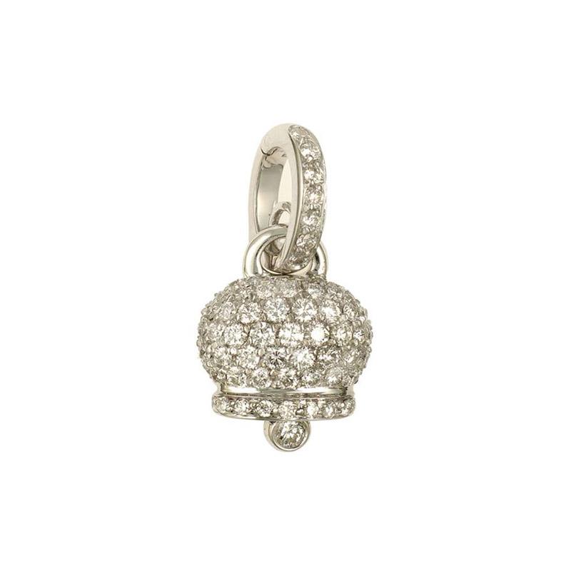 gioielliDonnaCiondolo Donna Chantecler Campanelle piccolo diamante