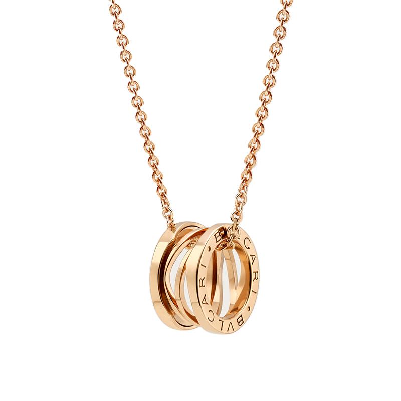 gioielliDonnaCollana Donna Bulgari B.zero1 Design Legend oro rosa