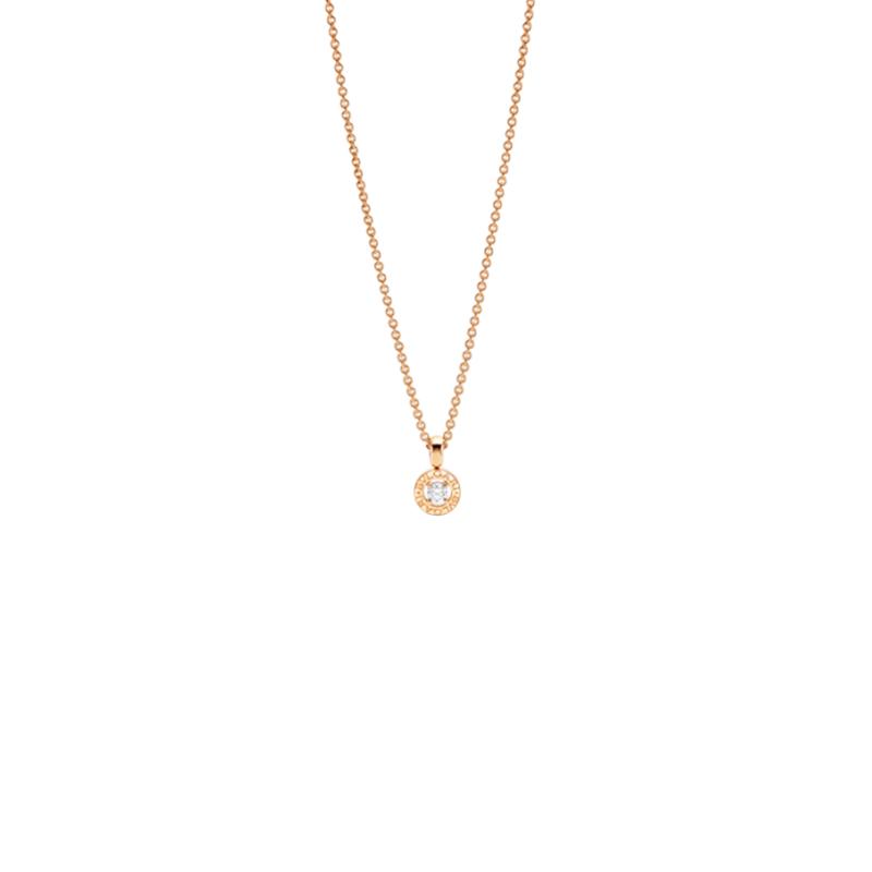 gioielliDonnaCollana Donna Bulgari-Bulgari oro rosa diamante