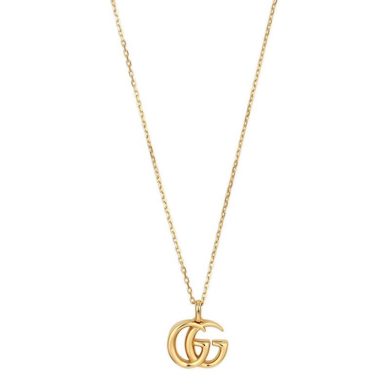 Collana Donna Gucci GG Running oro giallo 934dcbf100f4