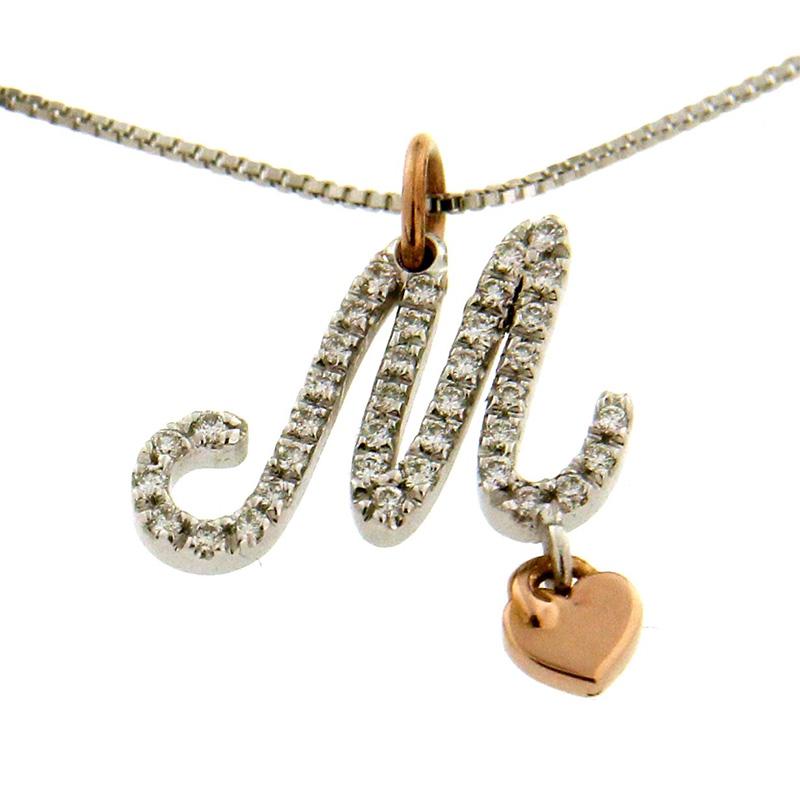 gioielli-e-orologiDonnaCollana Donna Saltini Love Letters M
