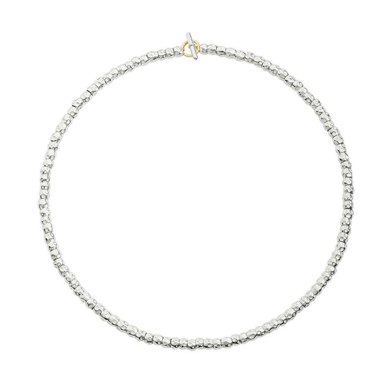 gioielliDonnaGirocollo Donna Dodo Kit granelli in argento