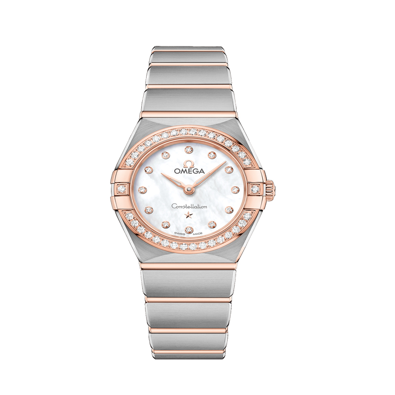 orologi Donna Omega Constellation Manhattan Quartz 25mm