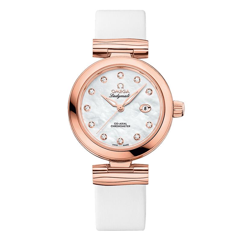 gioielli-e-orologiDonnaOmega De Ville Ladymatic Co-Axial