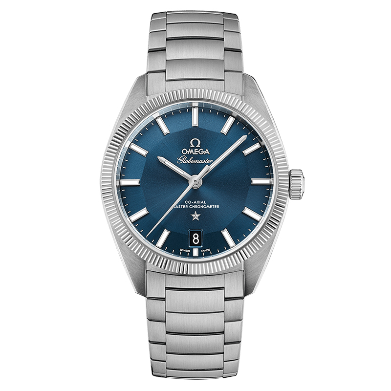Omega Globemaster Co-Axial Master Chronometer acciaio