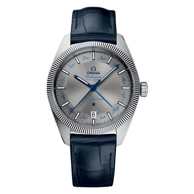 Omega-Globemaster-Co‑Axial-Master-Chronometer-Pie-Pan