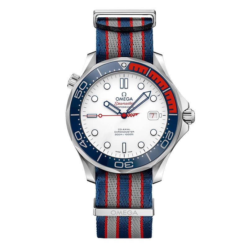 orologiUomoOmega Seamaster 300M Diver Co-Axial Commander's Watch Edizione limitata