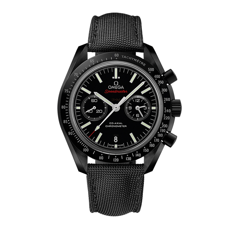 orologi Uomo Omega Speedmaster Moonwatch Co‑Axial chronograph Dark Side of the Moon