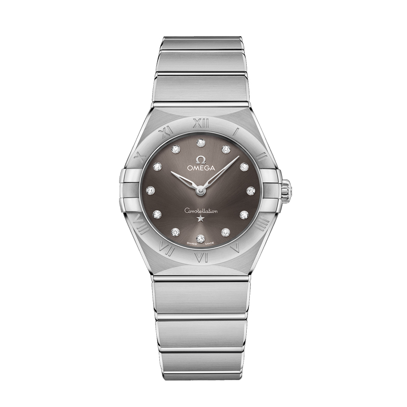 orologi Donna Omega Constellation Manhattan Quartz 28mm