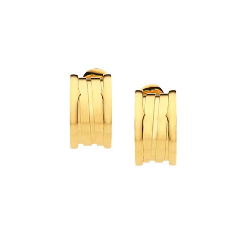 gioielliDonnaOrecchini Donna Bulgari B.zero1 oro giallo