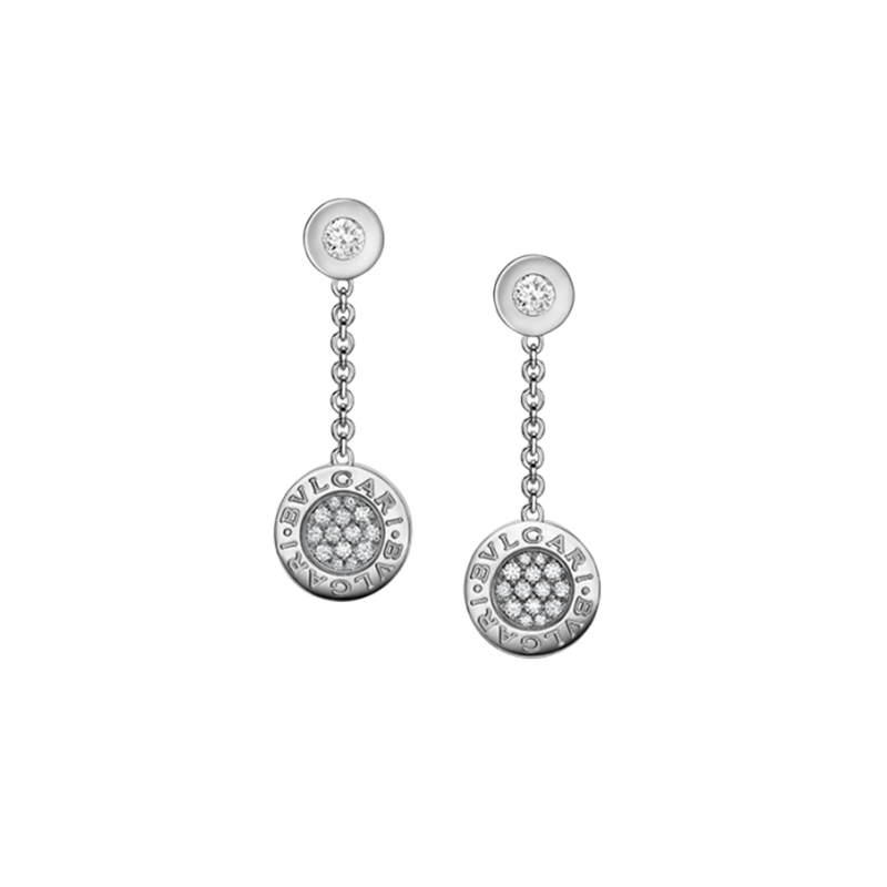 gioielliDonnaOrecchini Donna Bulgari-Bulgari diamante