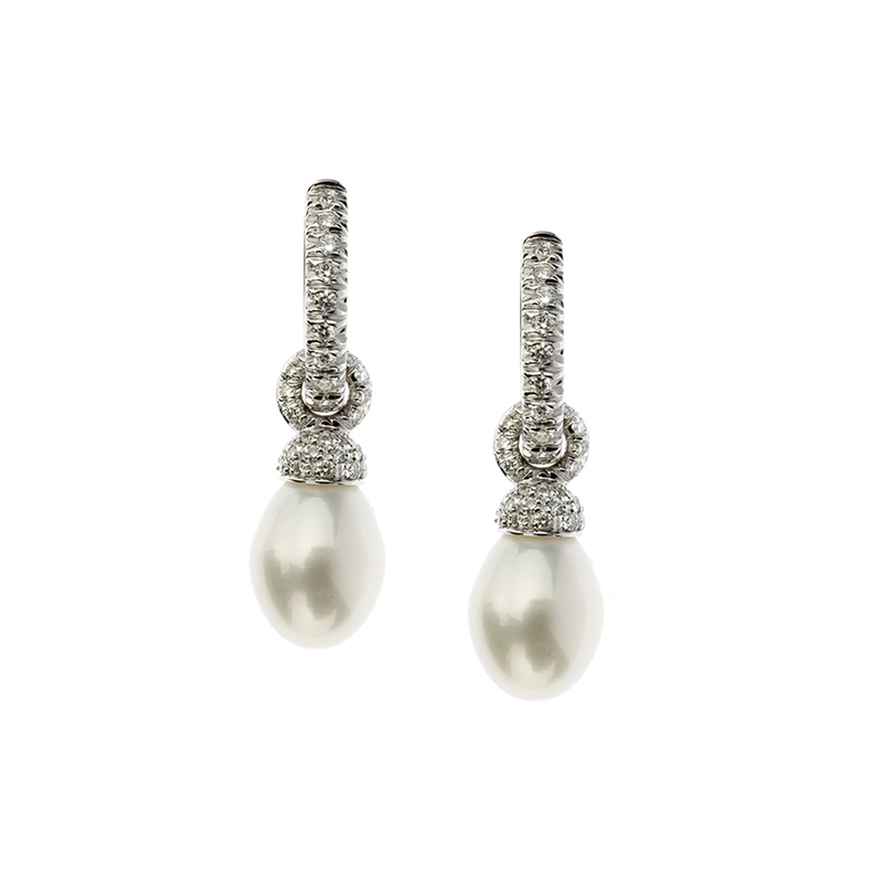 gioielliDonnaOrecchini Donna Chantecler Joyful perla freshwater