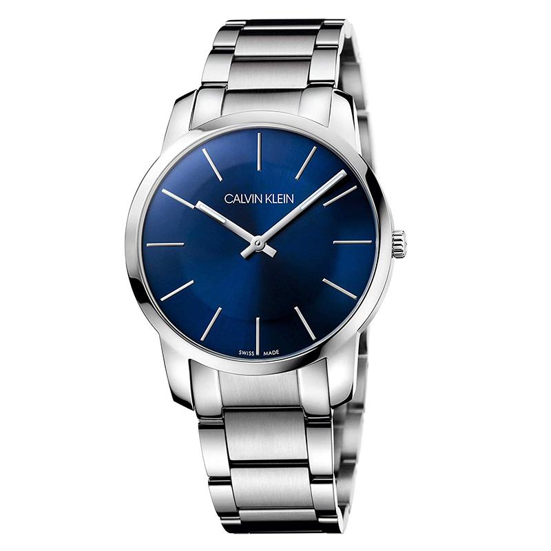 gioielli-e-orologiUomoOrologio Calvin Klein City blu