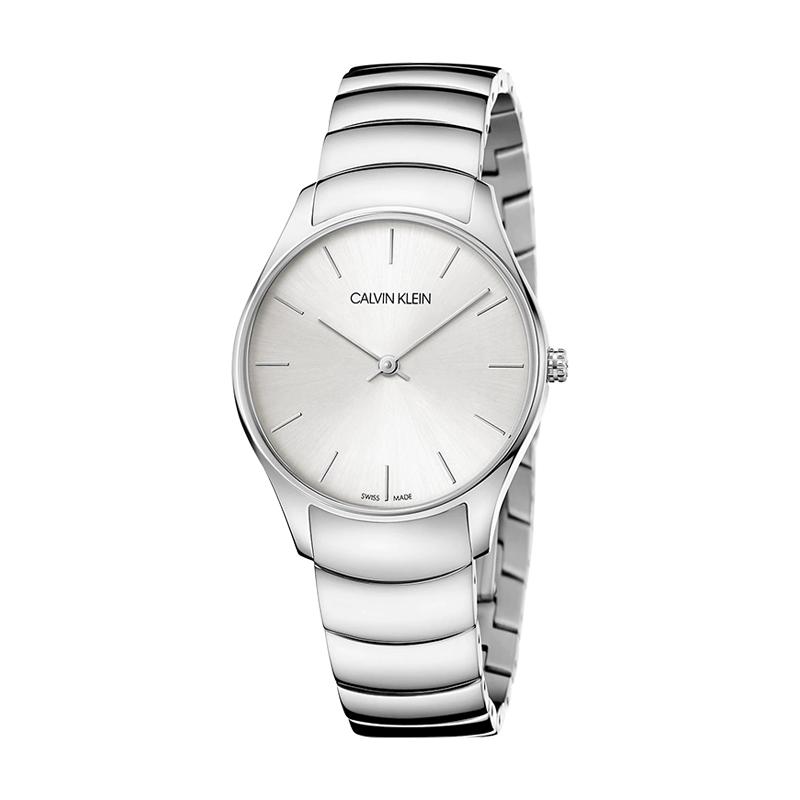 gioielli-e-orologiUomoOrologio Calvin Klein Classic Too medio argento