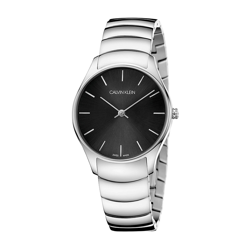 gioielli-e-orologiUomoOrologio Calvin Klein Classic Too medio nero