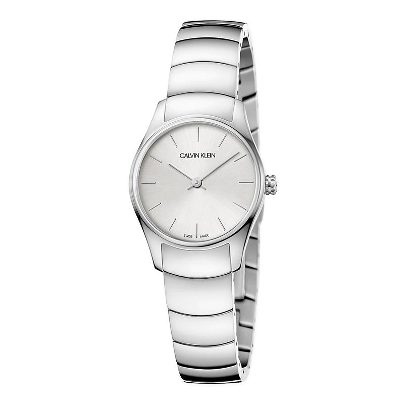 gioielli-e-orologiDonnaOrologio Calvin Klein Classic Too piccolo argento