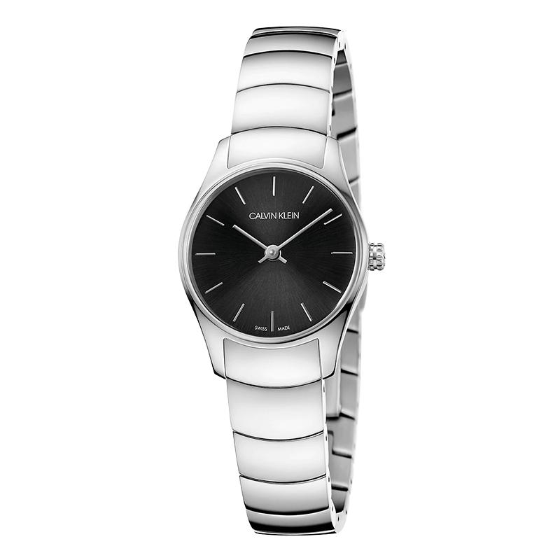 gioielli-e-orologiDonnaOrologio Calvin Klein Classic Too piccolo nero
