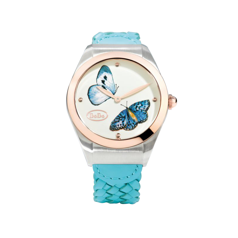 orologiDonnaOrologio Donna Dodo Butterfly Watch