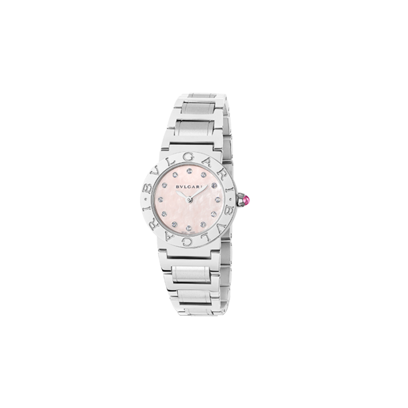 Orologio Donna Bulgari-Bulgari rosa madreperla