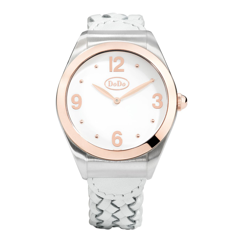 orologi Donna Orologio Donna Dodo White and Rose