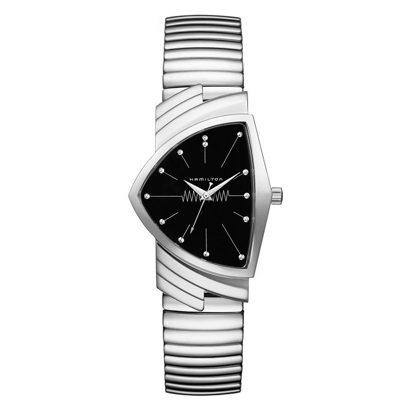 gioielli-e-orologiUomoOrologio Hamilton Ventura acciaio