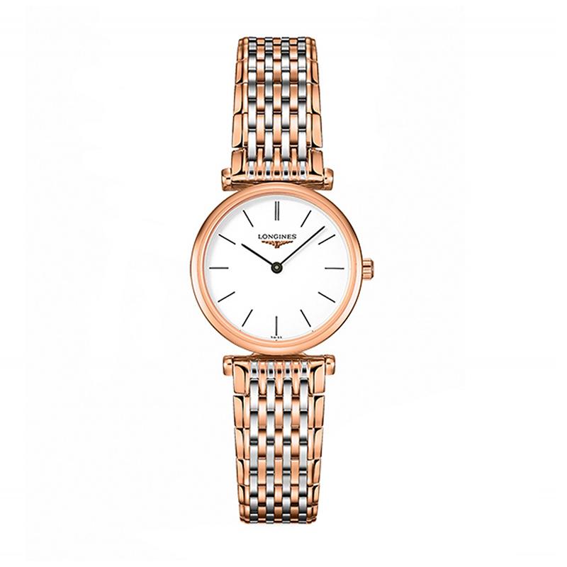 gioielli-e-orologiDonnaOrologio Donna Longines La Grande Classique acciaio oro rosa