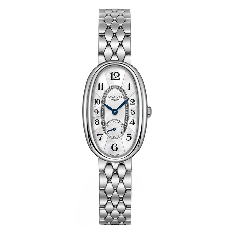 gioielli-e-orologiUomoOrologio Donna Longines Symphonette acciaio