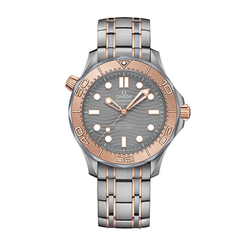 gioielli-e-orologiUomoOrologio Uomo Omega Seamaster Diver Master Chronometer titanio