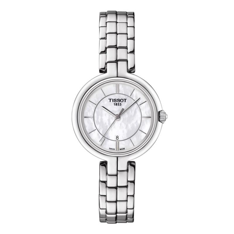 gioielli-e-orologiDonnaOrologio Donna Tissot Flamingo acciaio